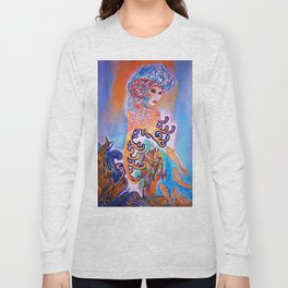 Midnight Sun #society6 #decor #buyart Long Sleeve T-shirt