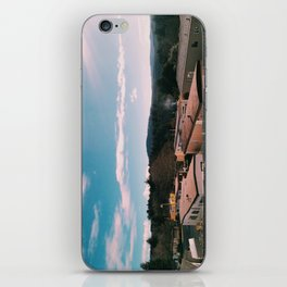 Trailer Park Living in Lincoln City, Oregon iPhone Skin