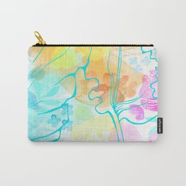 Posie Cluster Carry-All Pouch