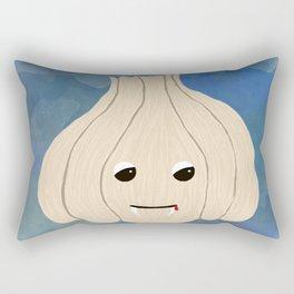 Vampire Garlic Rectangular Pillow