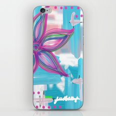 Easter Flower iPhone & iPod Skin