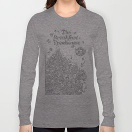 Breakfast Treehouse Long Sleeve T-shirt