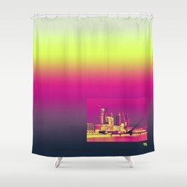 Ignite Shower Curtain