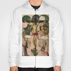 Saints Collection -- re-birth Hoody