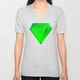 B-Krypton Unisex V-Neck