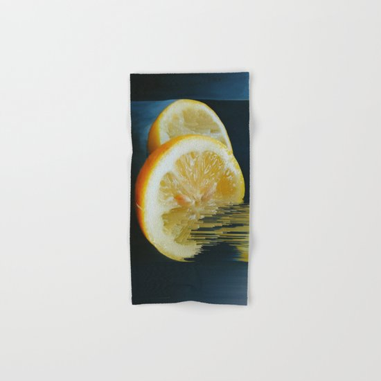 Lemony Good V.2  Hand & Bath Towel
