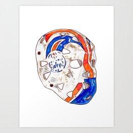 Fuhr - Mask Art Print
