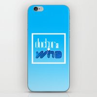 doctor iPhone & iPod Skins featuring Doctor! by alboradas