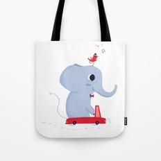 Driving Tote Bag