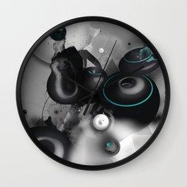 Time Circles Wall Clock