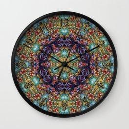 Polarized Fractal Wall Clock