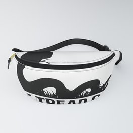 Funny Snake Shirt   Reptiles Gift Idea Fanny Pack