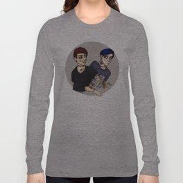 Punk D&P Long Sleeve T-shirt