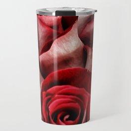Velvet Roses Travel Mug
