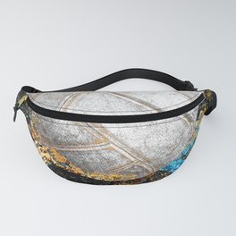 Volleyball art print work  6 Fanny Pack
