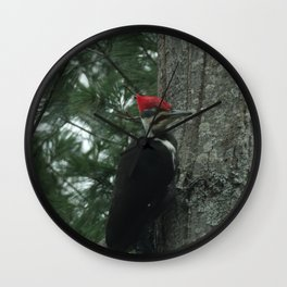 Woody Woodpecker Wall Clock