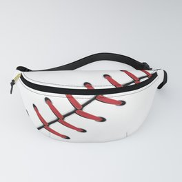 Baseball Lace line Fanny Pack