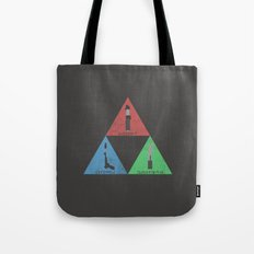 The Legend of Skywalker Tote Bag