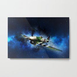 Hawker Typhoon Metal Print