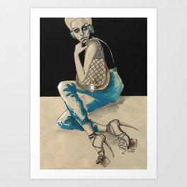 so noir III Art Print