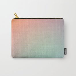 SUNDAY / Plain Soft Mood Color Blends / iPhone Case Carry-All Pouch
