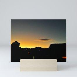 Cloud Mini Art Print