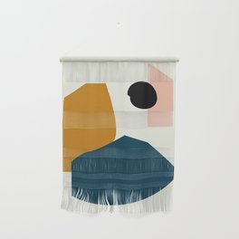 Shape study #1 - Lola Collection Wall Hanging