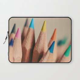 stand out from the crowd Laptop Sleeve