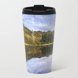 Colours of Autumn. Travel Mug