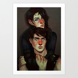 Hawkes Art Print