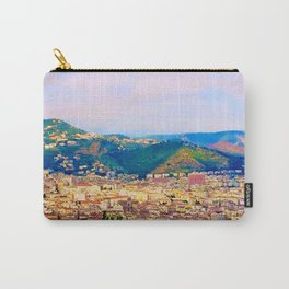 Italian Cityscape Carry-All Pouch