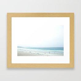 Carmel Morning Framed Art Print