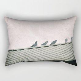 Six in the City Rectangular Pillow