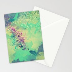 Little golden fish Stationery Cards