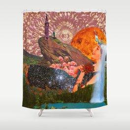 Dream Water Shower Curtain