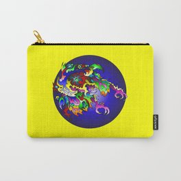 Unkowning Bluecircle Carry-All Pouch