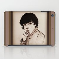 jake iPad Cases featuring Jake by Julio César