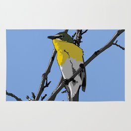 Yellow-breasted Chat Rug