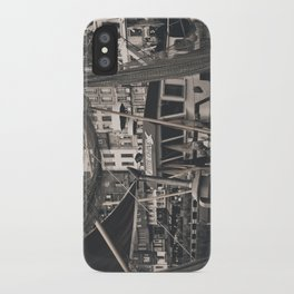 Harbor Le Havre France iPhone Case