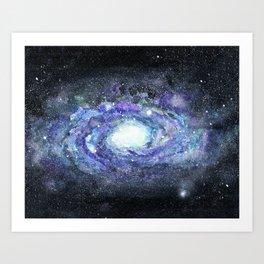 Milkyway  Art Print