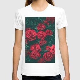 The Rose Bush (Color) T-shirt