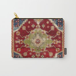 Çal Southwest Anatolian Rug Print Carry-All Pouch