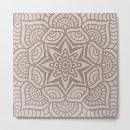 Mandala 30 Metal Print