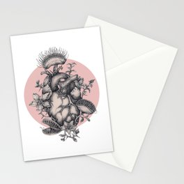 guarded Stationery Cards