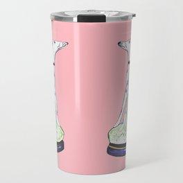 STAFFORDSHIRE GREYHOUND TWINS Travel Mug