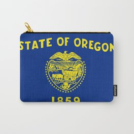 Flag of Oregon Carry-All Pouch
