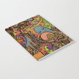 Psychedelic Desert Notebook