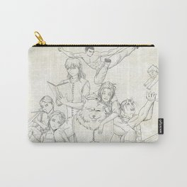 Dungeons and Dragons Group Carry-All Pouch
