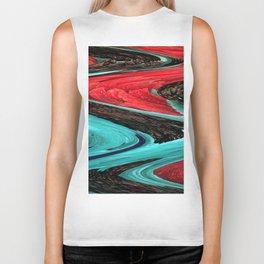 Berry Swirll Biker Tank