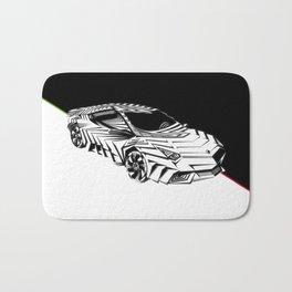 ///Lamborghini NuReventón XREEM\\\ Bath Mat